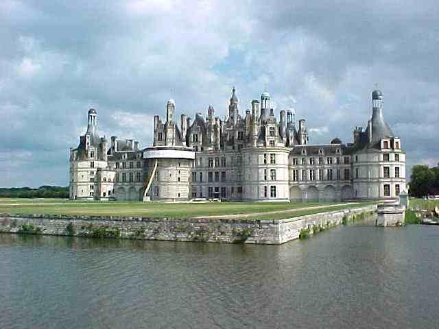 Chambord1 serge - Les plus beaux jardins des chateaux de la loire ...