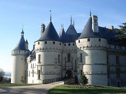 Chateau de caumont serge - Les plus beaux jardins des chateaux de la loire ...