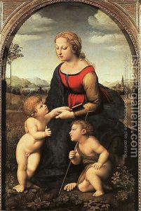 «La Vierge au Chardonneret » (1507)